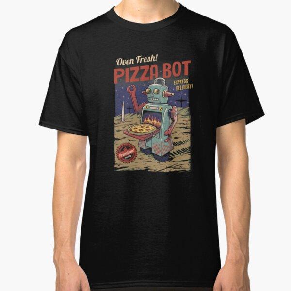 Pizza Bot Classic T-Shirt