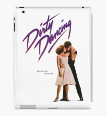 Dirty Dancing poster iPad Case/Skin
