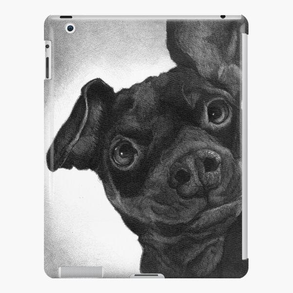 BELLA/ Miniature Pinscher iPad Snap Case