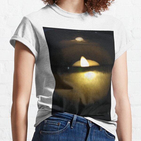 Night, tree,  Classic T-Shirt