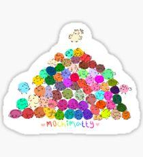 the pile Sticker