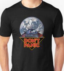 Camiseta unisex SpaceX Starman NO PÁNICO