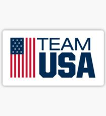 Olympisches Team USA Sticker
