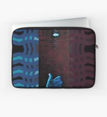Two Face Coin Flip, Hand of Fate Laptop Sleeve