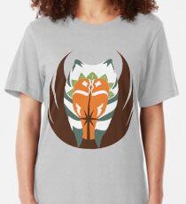 Ahsoka Tano Slim Fit T-Shirt