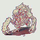 3-D(EMON) by DominicBlack