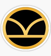 Kingsman Logo / Crest Sticker