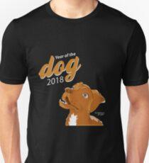 Jakk - Year of the Dog 2018 Unisex T-Shirt