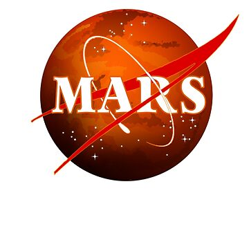 Mars Planet Nasa by DominMartin