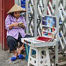 Saigon Smokes by Werner Padarin