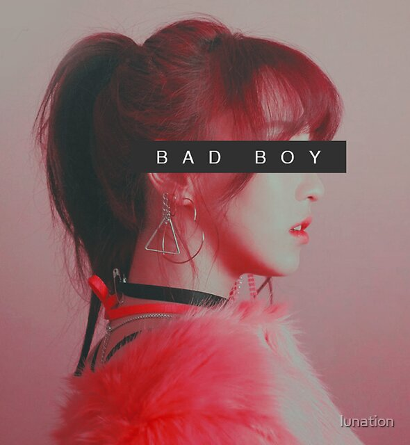 "Wendy ""Bad Boy"" The Perfect Velvet by lunation"