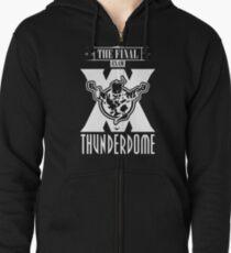 Thunderdome - The Final Exam Zipped Hoodie