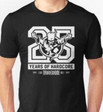 Thunderdome - 25 years of hardcore Unisex T-Shirt