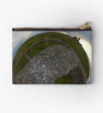 Dun Eochla, Inishmore, Aran Islands Studio Pouch