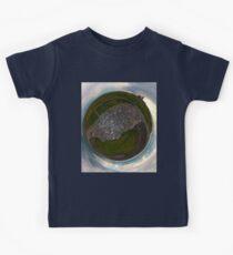 Dun Eochla, Inishmore, Aran Islands Kids Tee