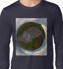 Dun Eochla, Inishmore, Aran Islands Long Sleeve T-Shirt