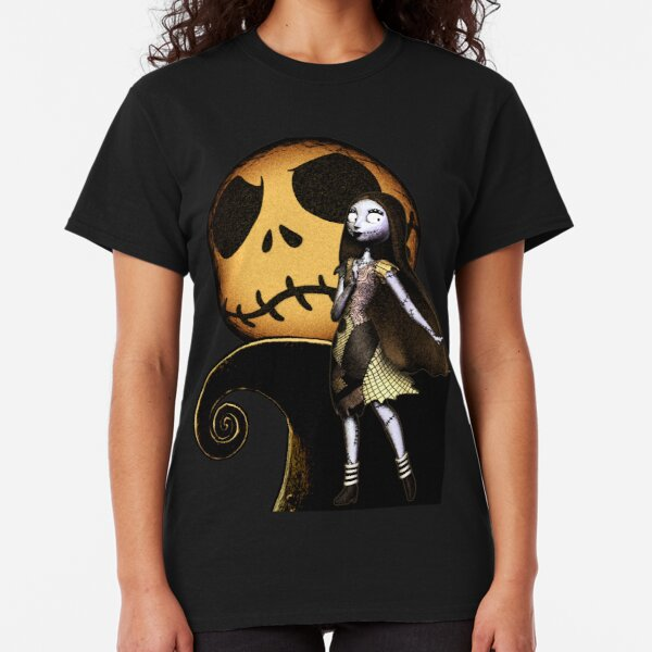 Sally Nightmare Before Christmas Classic T-Shirt
