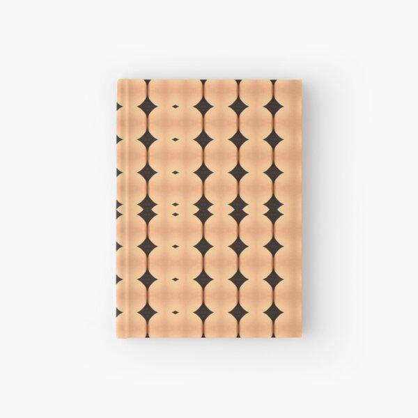 design, decoration, motif, marking, ornament, ornamentation, pattern, drawing, figure, picture Hardcover Journal