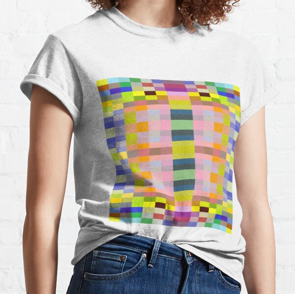 motif, marking, ornament, ornamentation, pattern, drawing, figure, picture Classic T-Shirt
