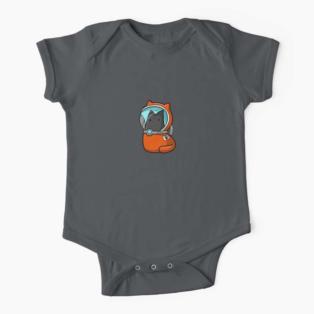 Space Cat Baby One-Piece