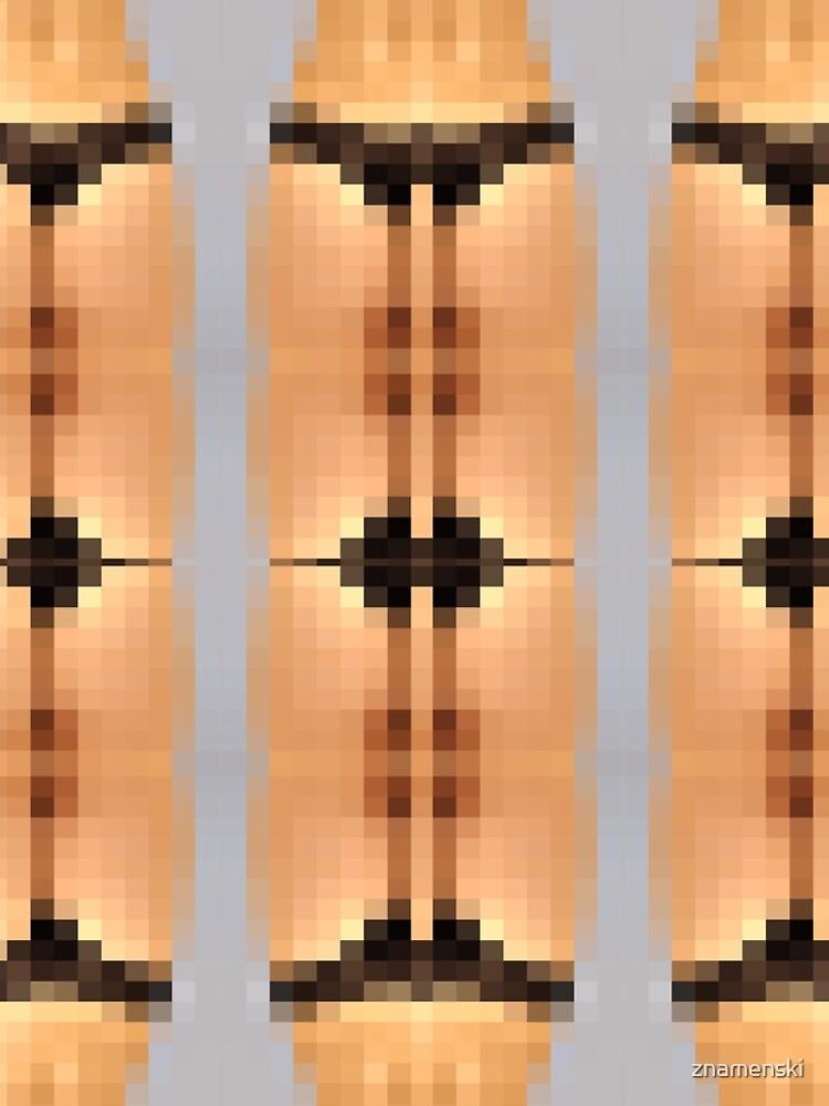 ornamentation, pattern, drawing, figure, picture, illustration, pattern recognition, design pattern by znamenski
