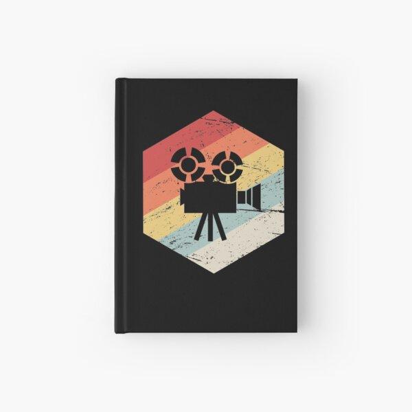 Film Camera   Director Filmmaker Graphic Hardcover Journal