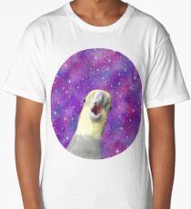 Cosmic Honk - Alex the Honking Bird Long T-Shirt