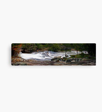 Noble Falls - Western Australia  Canvas Print