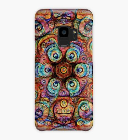 #DeepDreamed Amulet Case/Skin for Samsung Galaxy