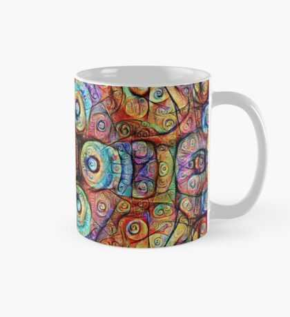 #DeepDreamed Amulet Mug
