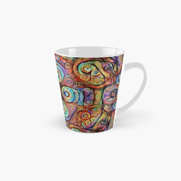 #DeepDreamed Amulet Tall Mug