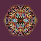 #DeepDreamed Amulet by blackhalt