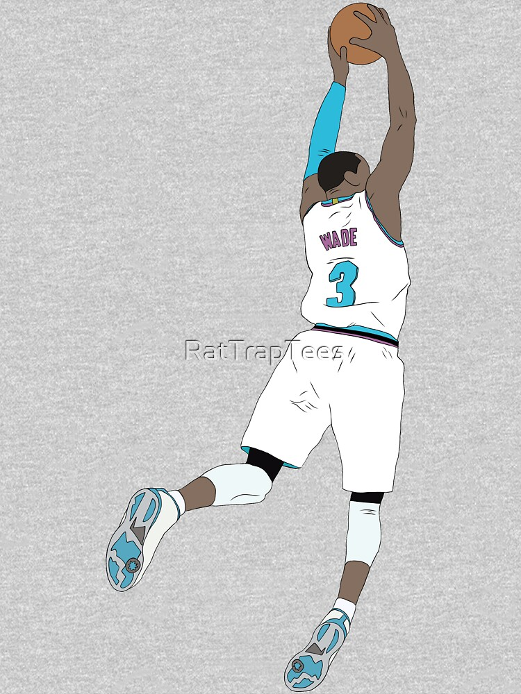 Dwyane Wade Vice by RatTrapTees