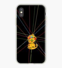 Vinilo o funda para iPhone Infinity Gauntlet