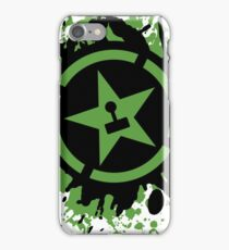 AH Splatter iPhone Case/Skin