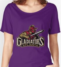Atlanta Gladiators Women's Relaxed Fit T-Shirt