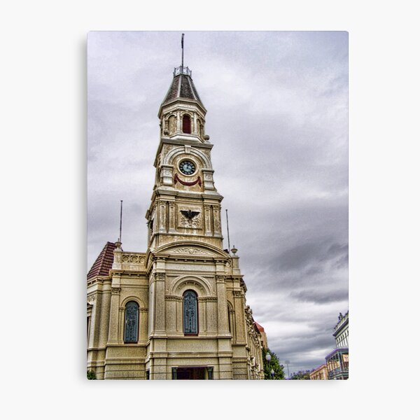 Fremantle Town Hall Metal Print