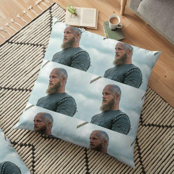 Vikings series history  Floor Pillow