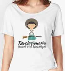 Revolucionaria Women's Relaxed Fit T-Shirt