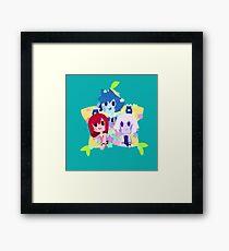 Destiny Trio- Stars and Paopu Framed Print