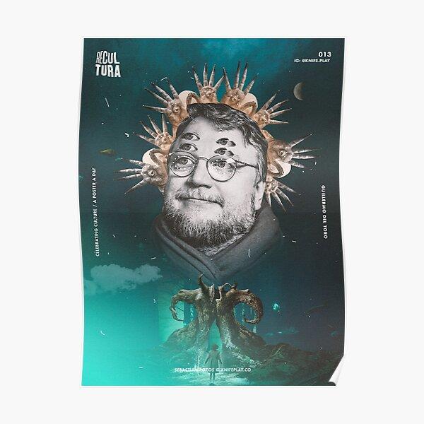 Guillermo Del Toro - Recultura 013 Poster