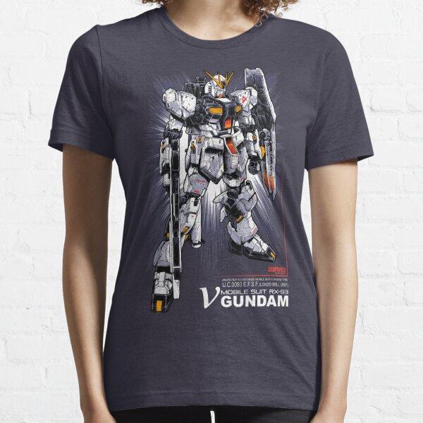 Nu Gundam T-shirt essentiel