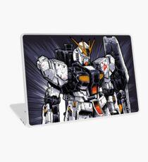 Nu Gundam Laptop Skin