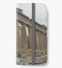The Parthenon iPhone Wallet/Case/Skin