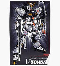 Nu Gundam Poster