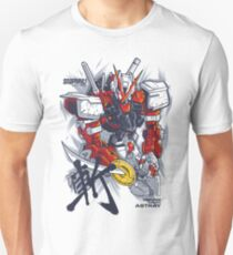 Astray Red Frame Unisex T-Shirt