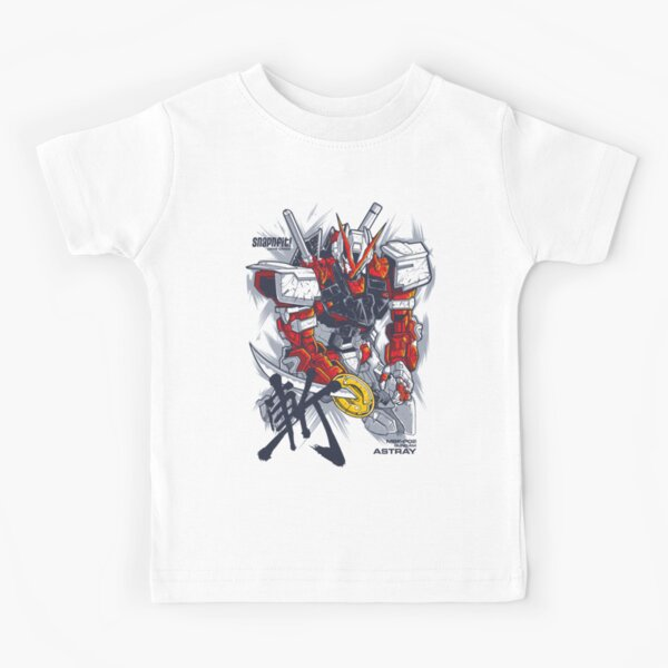 Astray Red Frame Kids T-Shirt