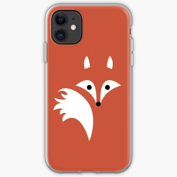 Fox Lines iPhone Soft Case