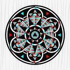 Dark Mandala Equality by divotomezove