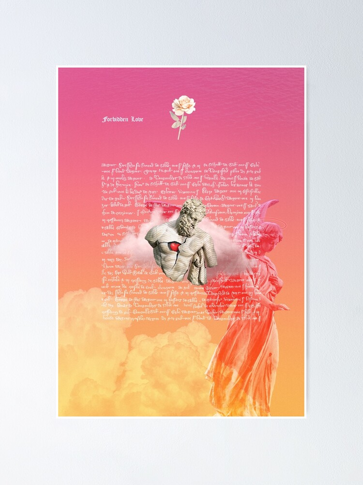 Alternate view of Forbidden Love Poster